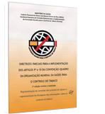 Diretrizes parciais para a implementação dos artigos 9º e 10º da convenção-quadro da Organização Mundial da Saúde para o Controle do Tabaco