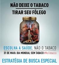 1 Dia Mundial sem tabaco 2019