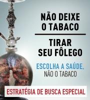 Dia Nacional de combate ao fumo 2019